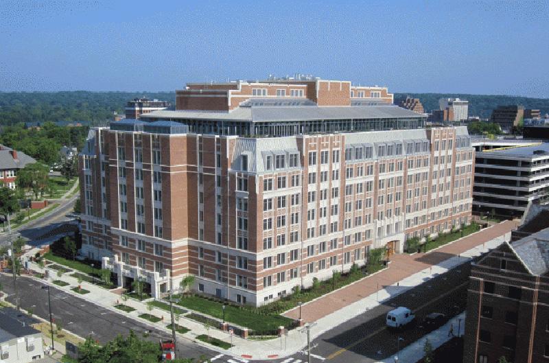 University Of Michigan Munger Hall Hatzel Amp Buehler