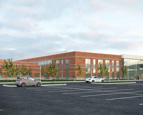 University of Michigan – The Brighton Health Center South