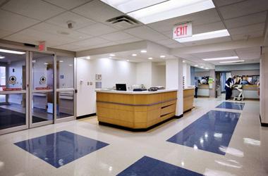 Underwood Memorial Hospital Emergency Department