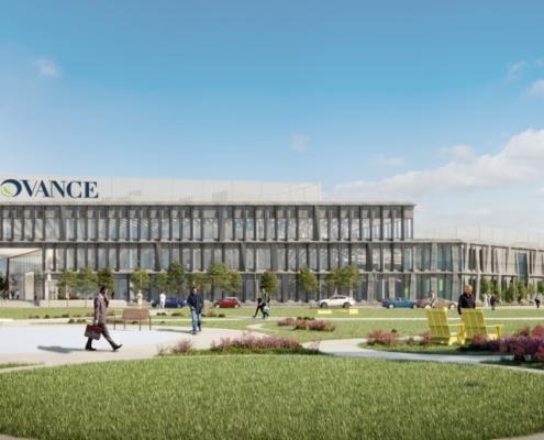 Iovance Biotheraputics At THe Philadelphia Navy Yard
