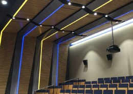 Pitt Alumni Hall Lecture Room