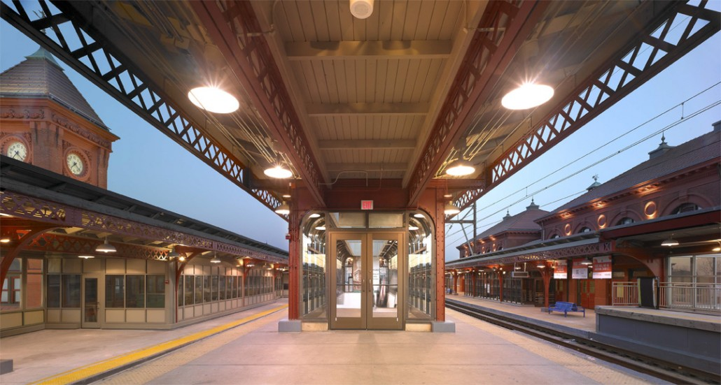 Amtrak Wilmington Railroad Station Hatzel Amp Buehler