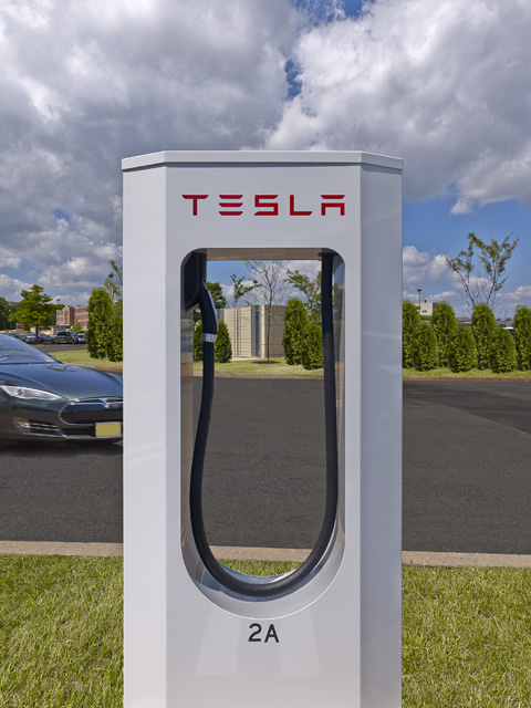 Tesla Motors Electric Vehicle Charging Stations Hatzel